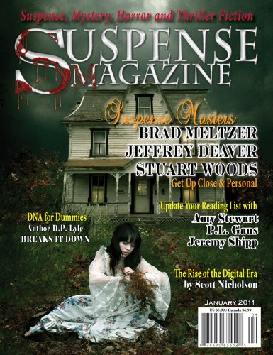 Suspense Magazine, January 2011