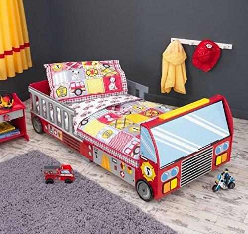 Fire Truck Crib Bedding : Compare price crib fire truck bedding on statementsltd