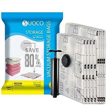 SUOCO Vacuum Seal Bags