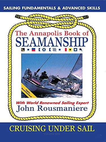 Bennett Marine Instructional Dvd - The Annapolis Book of Seamanship Cruising Under Sail