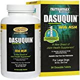 Dasuquin MSM Chewable Tablets for Large Dogs 84ct