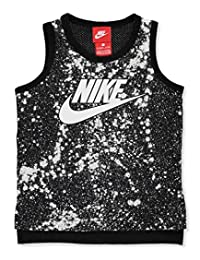 Nike Little Boys' Toddler Tank Top (Sizes 2T - 4T) - black, 2t