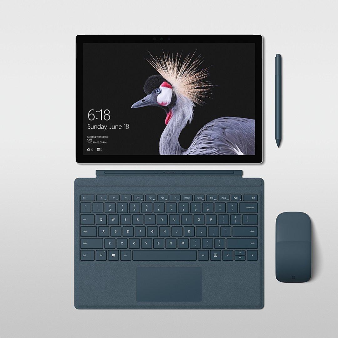 Microsoft Surface Pro 2017 Testbericht