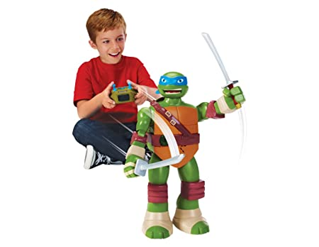 Teenage Mutant Ninja Turtles Ninja Control de Leonardo (Se ...