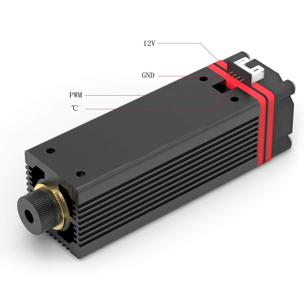 esc/áner neje L/áser de 3500 MW Vogvigo M/áquina de grabado l/áser soporte de /área de grabado de 150 x 150 mm Sistema Win7 // Win8 // XP // Win10 // android