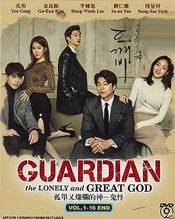 Amazon com: Guardian - Goblin (3-DVD Version, Korean Series