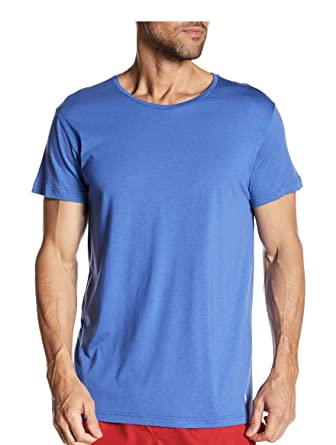 ae5cb70af7 Polo Ralph Lauren Men's Crew Neck Short Sleeve Lounge T Shirt at Amazon  Men's Clothing store: