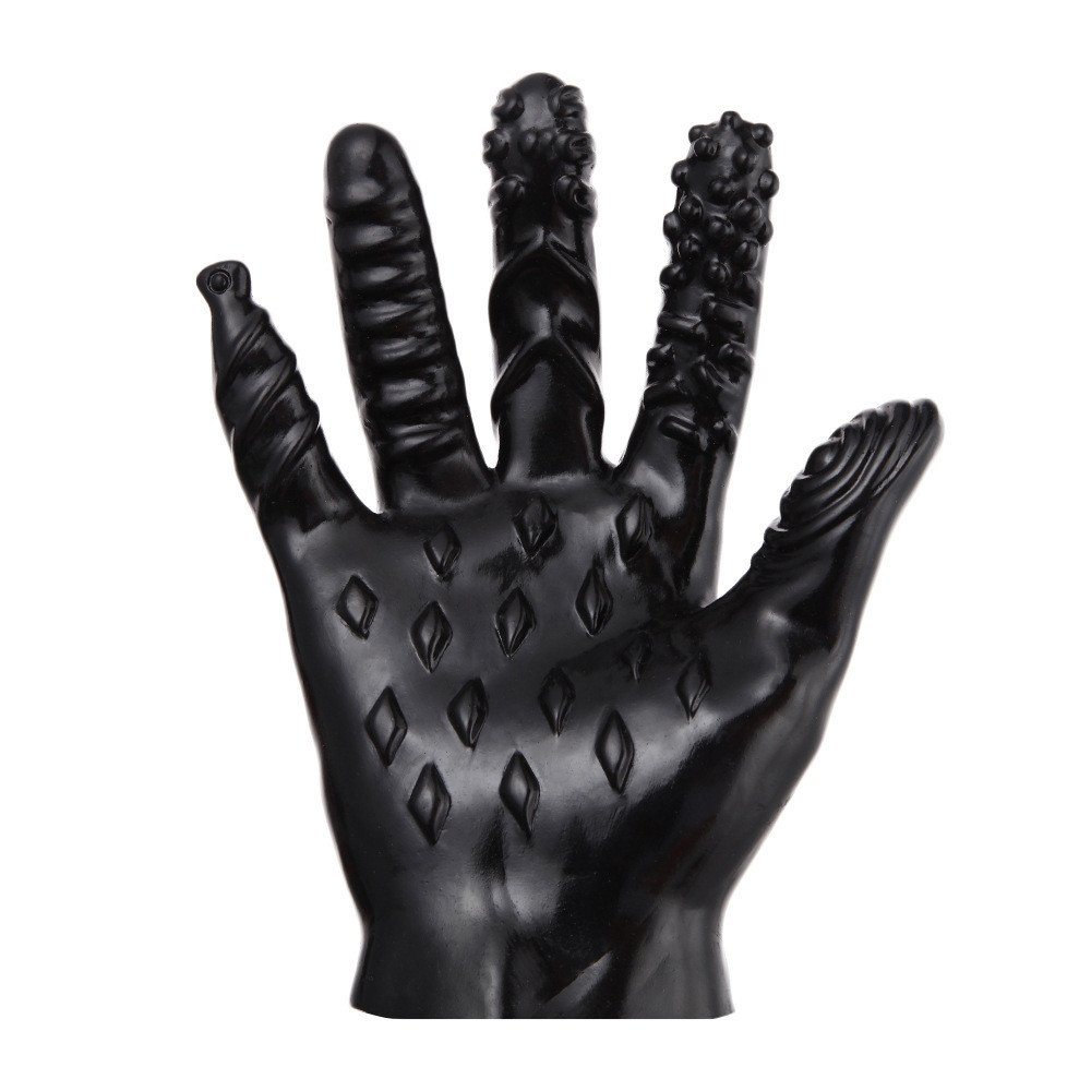 Willsa Men Anal Sex Toys for Women and Men Anal G-spot Massage Sticks Sex Toys Gloves
