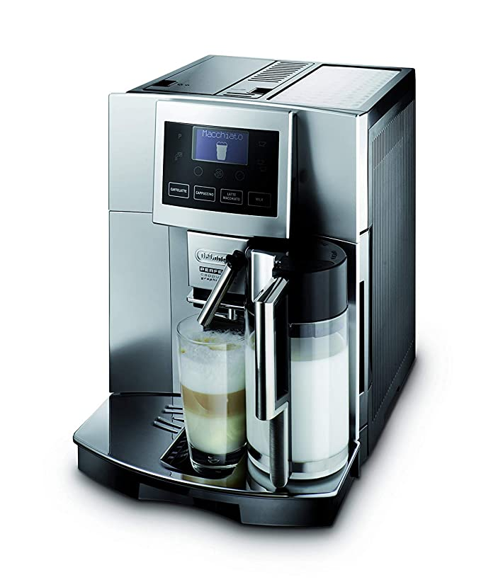 Amazon.com: DeLonghi América esam5600sl-x Refurbished ...
