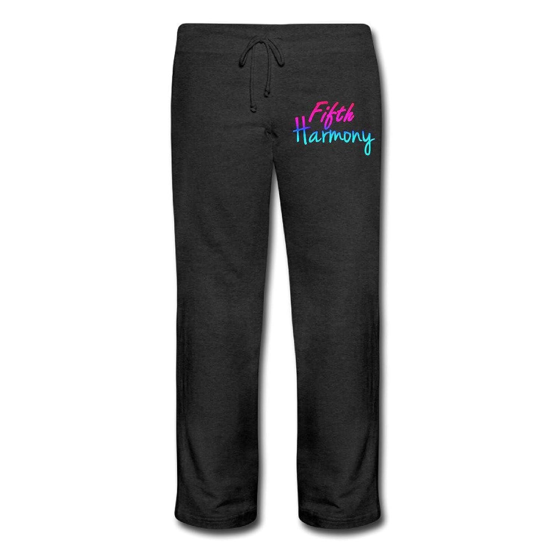 PGxln Women's Fifth Girl Group Logo Workout Pants