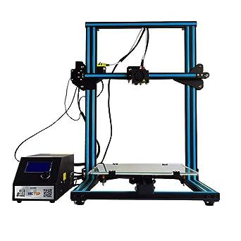 Creality CR-10S Impresora 3D - HICTOP Kit de bricolaje Prusa I3 ...
