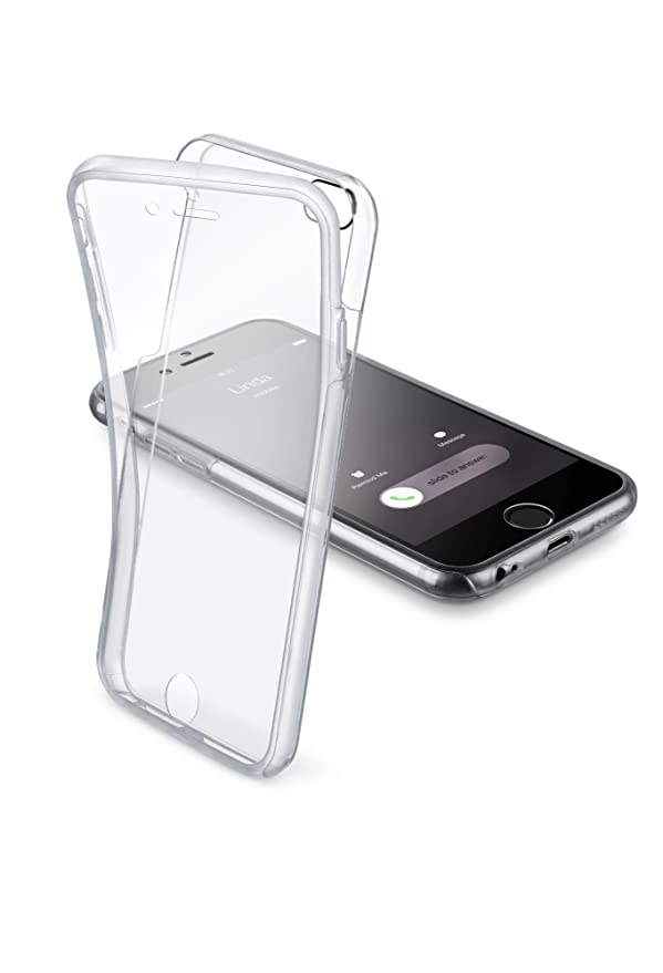 10 opinioni per Cellular Line CLEARTOUCHIPH647T Clear Touch iPhone 6 Transparent