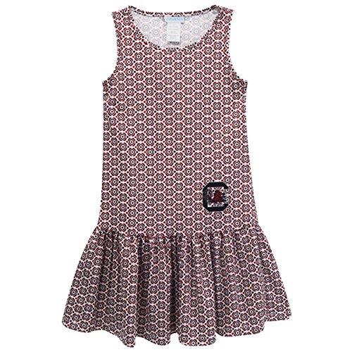 University of South Carolina Lilly Dress (Kids Dress Garnet)