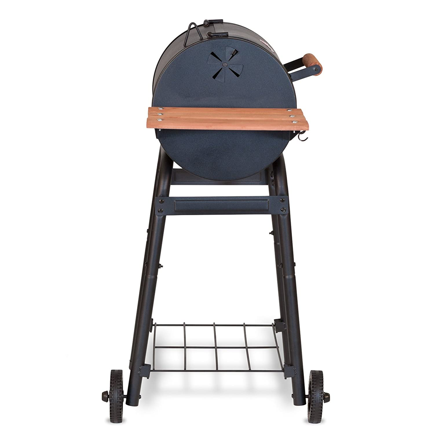 Char-Griller E1515 Patio Pro Charcoal Grill Black Grills & Outdoor ...
