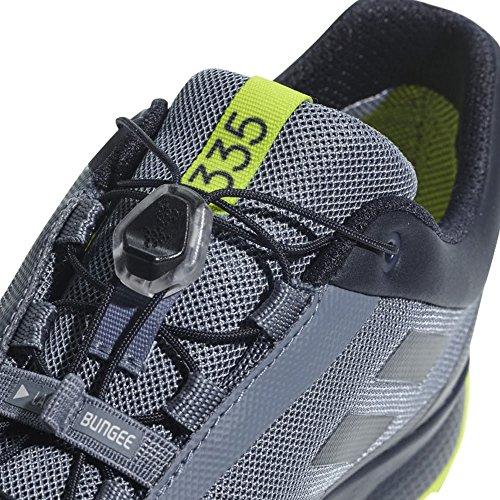 Les Hommes Adidas Terrex Gtx Maker Sentier De Randonnée Et Chaussures De Randonnée Bas, Vert, Gris Eu 50,7 (acenat / Tinley / Limsol 000)