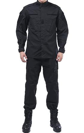 Amazoncom Us Army Camo Acu Combat Coat Pant Uniform Bdu Tactics