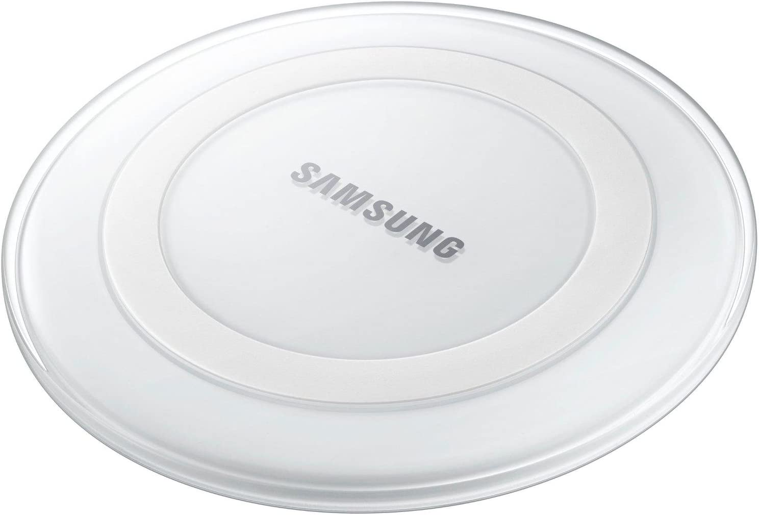 Samsung Wireless Charging Pad White Mobile Phone Wall Chargers