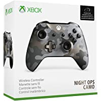 XB1 Wireless Controller: Night Ops Camo