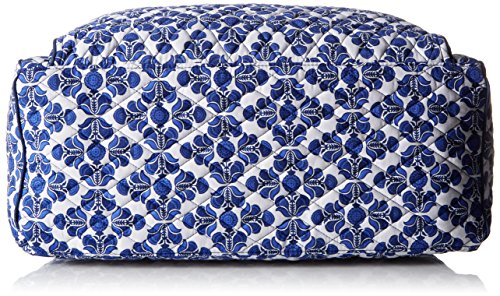 Women's Weekender, Signature Cotton, Cobalt Tile by Vera Bradley (Image #3)