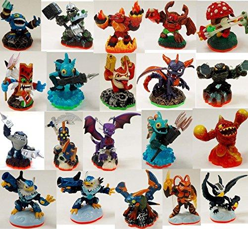 20 x NEW Skylanders Giants Figure Lot swap force trap team adventure Wii U 3DS PS4 PS3 Xbox 360 Wii (Skylanders Swap)