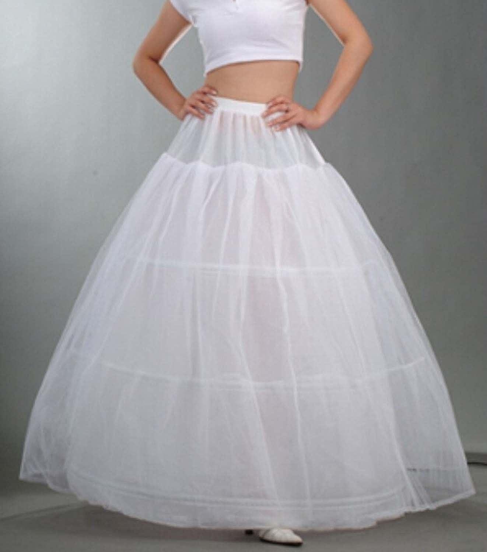 V.C.Formark Crinoline Underskirt Petticoat Half slip for Wedding ...