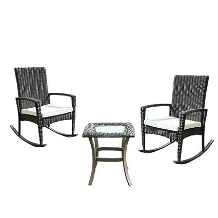 Amazon.com: Easy2Find - Muebles de porche pequeño para patio ...