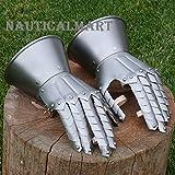 Medieval Knight Gauntlets Gothic Gauntlets Gloves By Nauticalmart