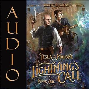 Tesla & Malone Audiobook