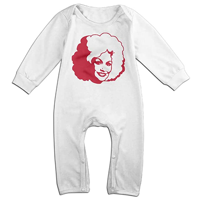 104014cf5 Dolly Parton Jolene Blue Smoke Baby Onesie Romper Jumpsuit Bodysuits:  Amazon.ca: Clothing & Accessories