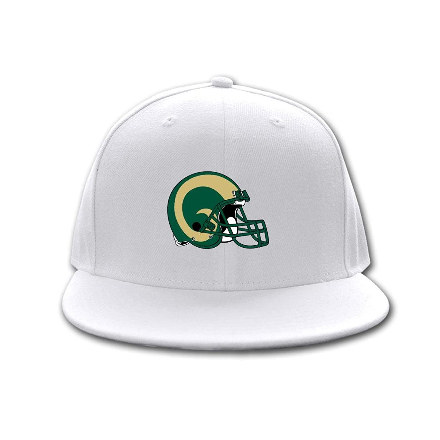 Popular Sun Hat NACC Logo Colorado State Rams 100% cotton Hip-hop cap for mens womens