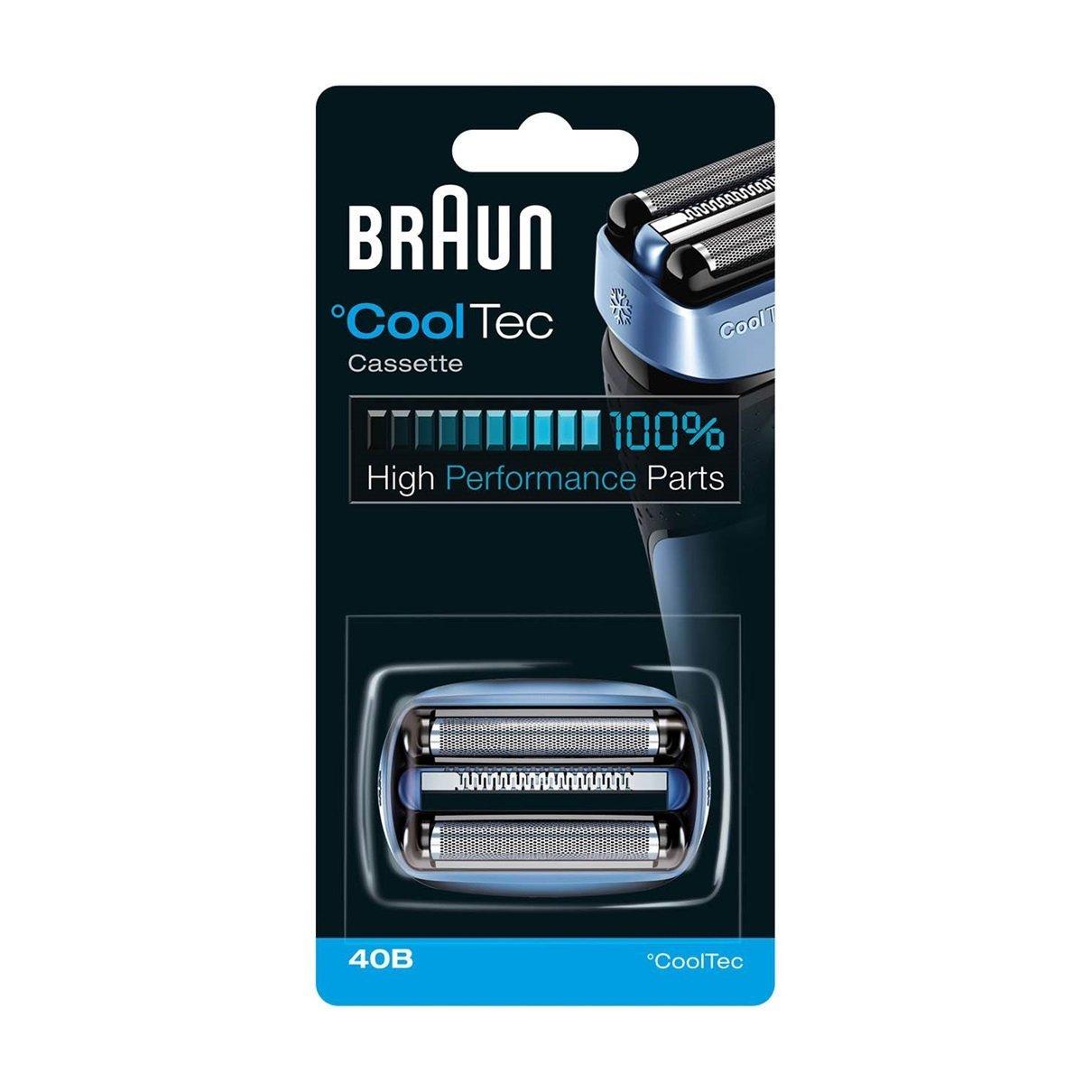 Braun CoolTec, 1 Cassette 40B Braun 40B