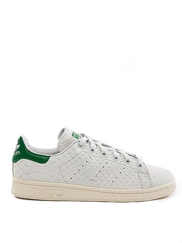 Basket, color Blanc , marca ADIDAS ORIGINALS, modelo Basket ADIDAS ORIGINALS S76665 STAN SMITH