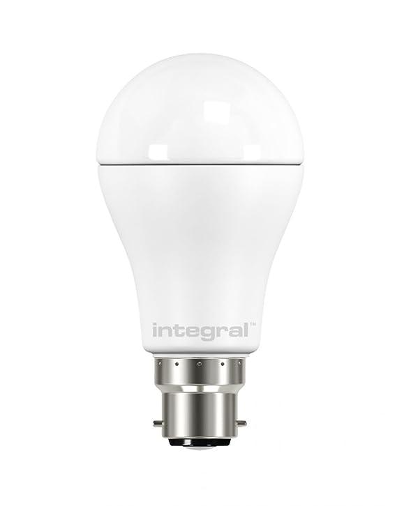 Integral Led 13 5w Classic Globe Led Gls Light Bulb 2700k B22bc