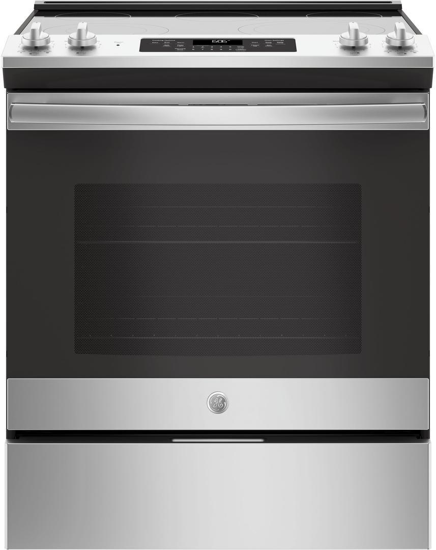 GE JS660SLSS Smoothtop Cooktop