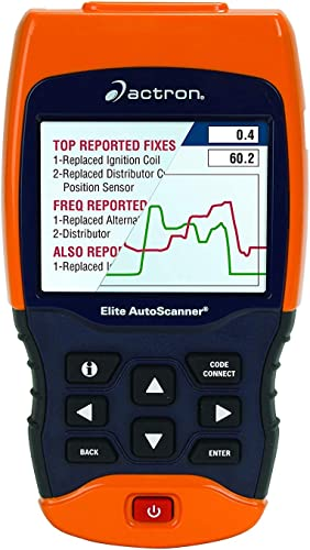 If users are looking for OBD1 scanner., Actron CP9690  is one of the best tools which can be considered