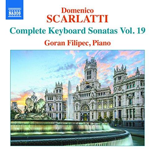 (Domenico Scarlatti: Complete Keyboard Sonatas, Vol.)