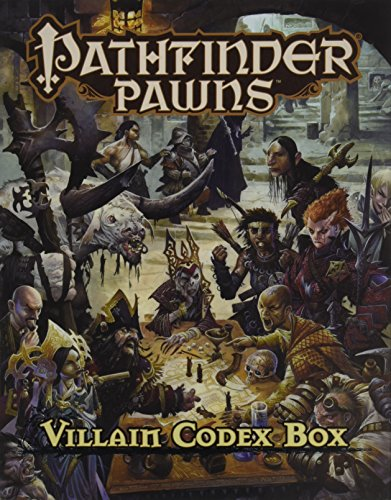 Pdf Science Fiction Pathfinder Pawns: Villain Codex Box