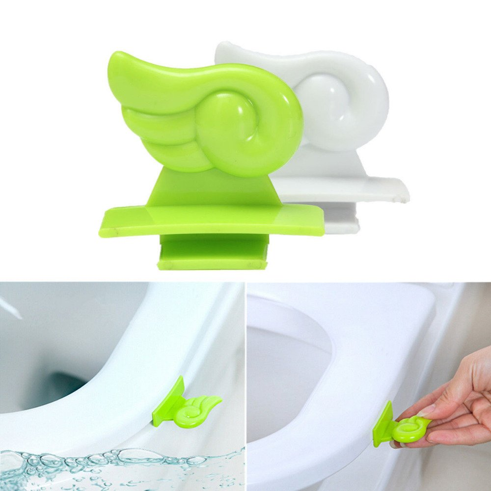 Buy Buckle Up 6 Pcs Toilet Seat Cover Pad Lifter Seat Lifter Handle ...