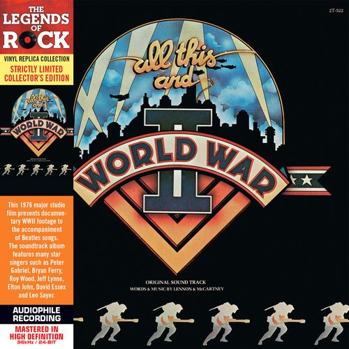 CD : Soundtrack - All This & World War II (Remastered, 2 Disc)