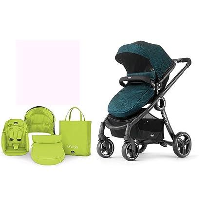 Amazon.com: Chicco Urban 6 en 1 Modular carriola, color ...