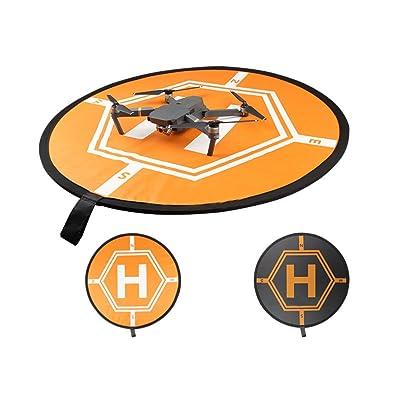 Meijunter Indication Édition Atterrissage Pad Helipad pour DJI Mavic Pro Phantom 2/3/4 Inspire 1