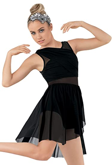 Amazon Balera Lyrical Dance Dress With Built In Shorts And
