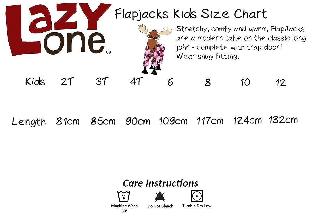 LazyOne Unisex Trap Door Lobster Kids All-in-One Flapjack