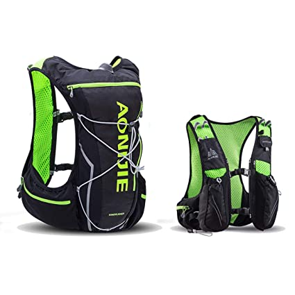 Amazon.com : TGAX Hydration Pack Backpack 10L Deluxe Running Race Hydration Vest Outdoors Mochilas for Marathon Running Cycling Hiking : Sports & Outdoors