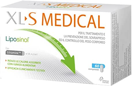 Xls Medical Liposinol 60Cps: Amazon.es: Salud y cuidado