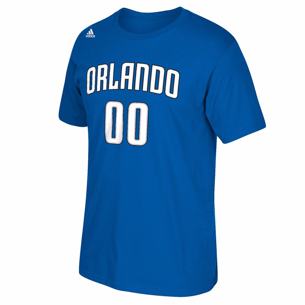 Amazon.com : Aaron Gordon Orlando Magic NBA Adidas Blue Name ...