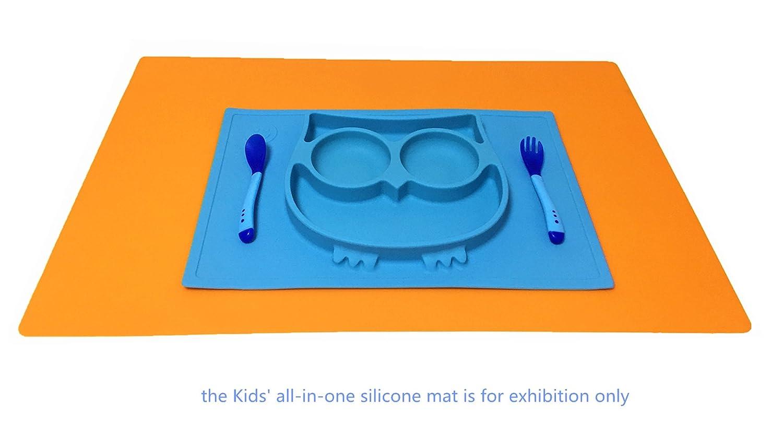Amazon.com: EPHome 2Pack Extra Large Multipurpose Silicone Nonstick ...