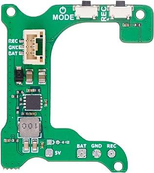 Opinión sobre BETAFPV GoPro Lite BEC 2-4S 5V/2A Board for GoPro Lite Camera Naked GoPro Hero 8 Cinewhoop Drone