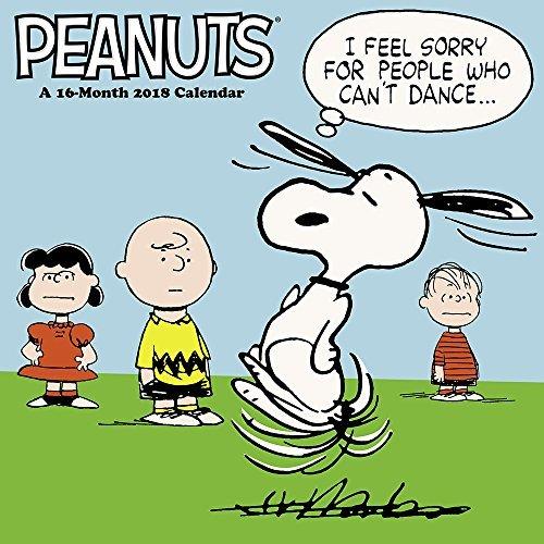 Peanuts 2018 Wall Calendar
