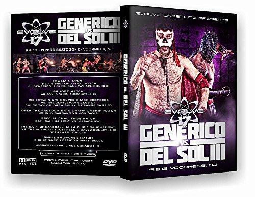 Amazon in: Buy Official Evolve Wrestling - Volume 17